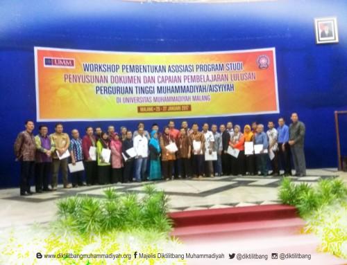 Perguruan Tinggi Muhammadiyah dan Aisyiyah Bentuk 48 Asosiasi Prodi