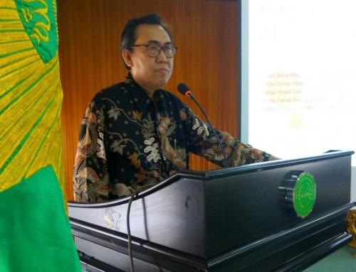 Ingin Capai Akreditasi A, Edy Suandi Hamid: PTM Harus Ubah Mindset Berpikir
