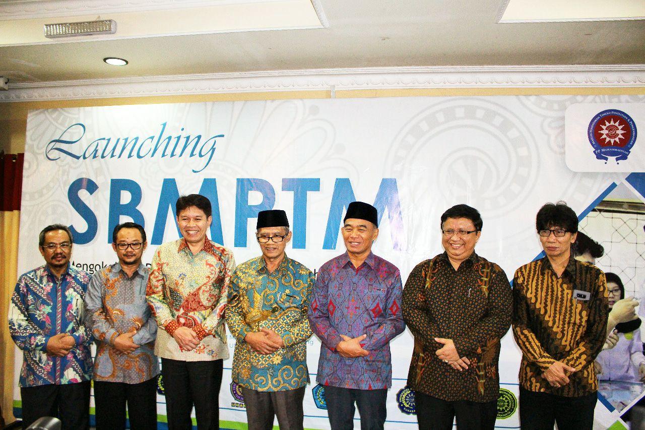 Muhammadiyah Launching SBMPTM Online