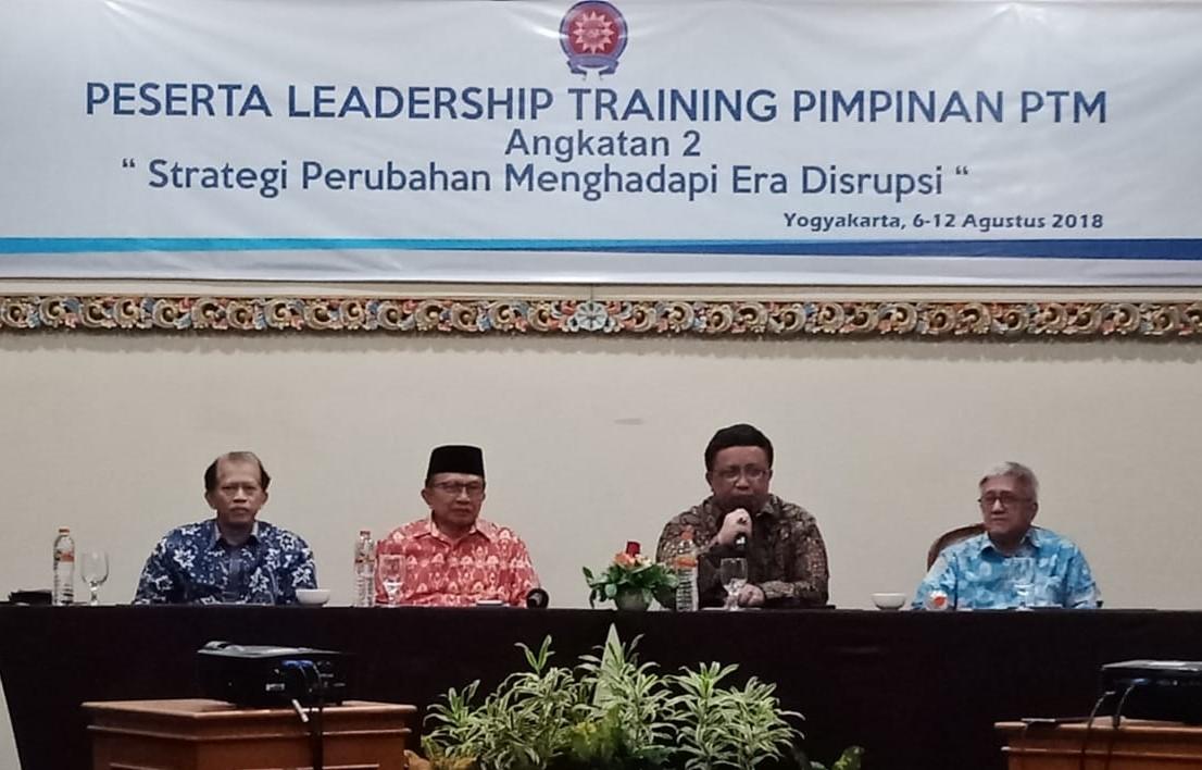 Leadership Training Pimpinan PTM Angkatan II