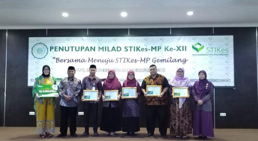 STIKes M Palembang Menutup Rangkaian Milad dengan MoU