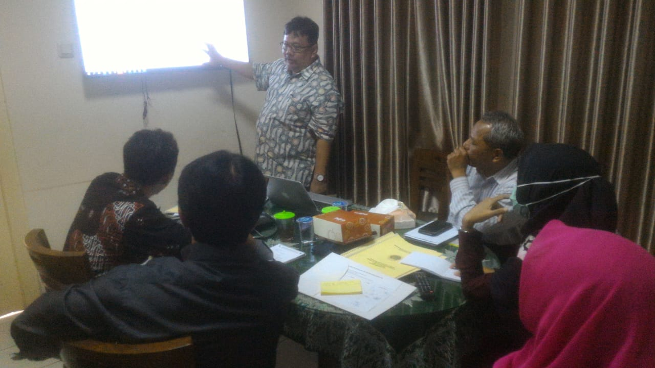 Karyawan Majelis Diktilitbang PP Muhammadiyah Ikuti Pelatihan ISO