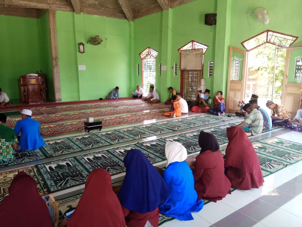 Bakti Sosial STIT Muh Sibolga, Dukung Peningkatan Kualitas Ranting Muhammadiyah