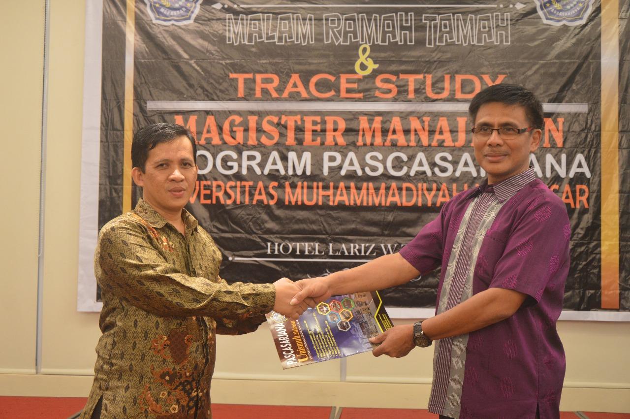 Ramah Tamah dan Tracer Study Prodi Magister Manajemen Unismuh Makassar
