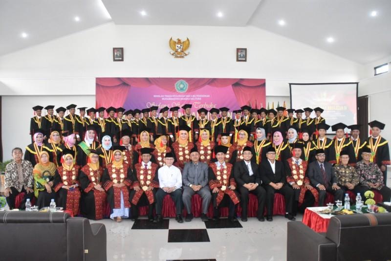 STKIP Muh Babel: Kontribusi Mahasiswa bagi Marwah, Agama, Nusa dan Bangsa.
