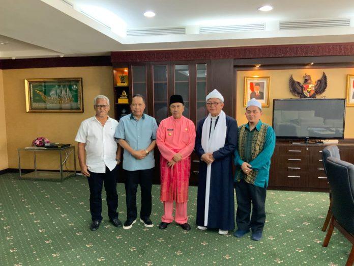 UMSU Rencanakan Kerja Sama Pusat Kajian Budaya Melayu