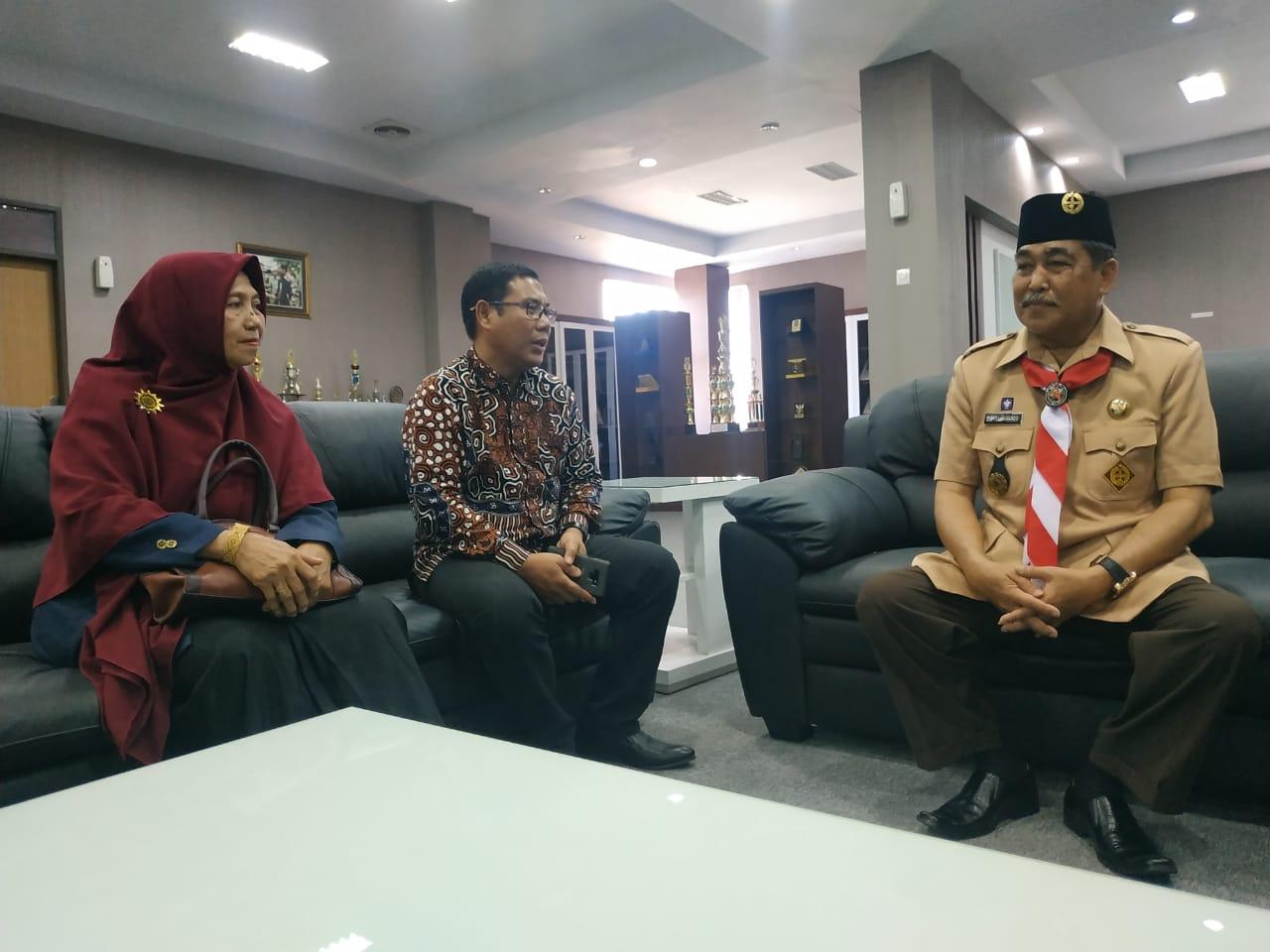 Tingkatkan Kualitas ASN, Pemkab Sidrap pilih UMS Rappang Jalin Kerjasama