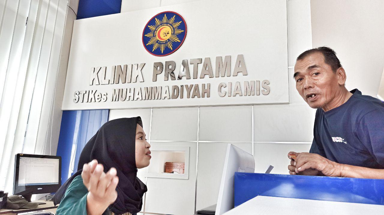 STIKES M Ciamis Launching Klinik Pratama
