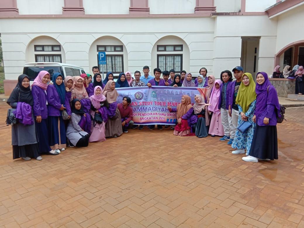 STKIP M Enrekang Study Tour Ke UIN Alauddin Makassar