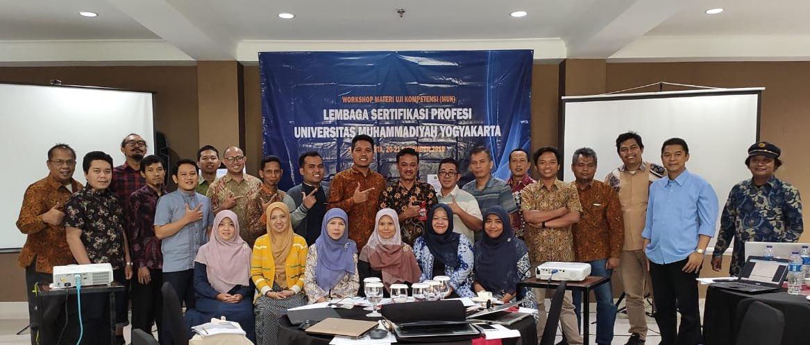 LSP UMY Adakan Workshop MUK