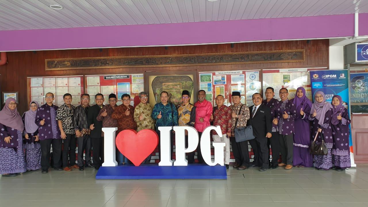 UMSU Perkuat Kerja Sama dengan 3 PT Malaysia
