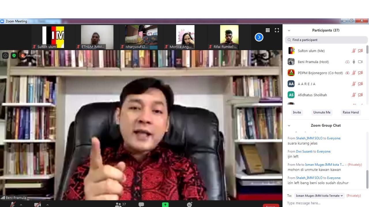 IMM STIT Muh Bojonegoro Gelar Diskusi Kepemudaan