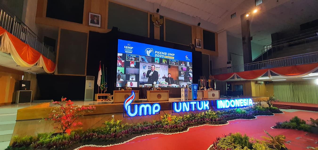 UMP Adakan PKKMB 2020