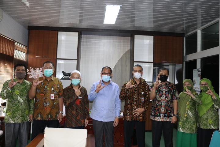 Perpustakaan UM Palembang
