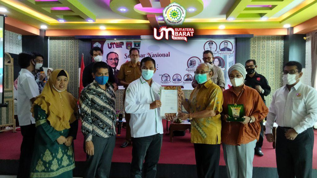 UMSB Dukung Usmar Ismail Sandang Gelar Pahlawan Nasional