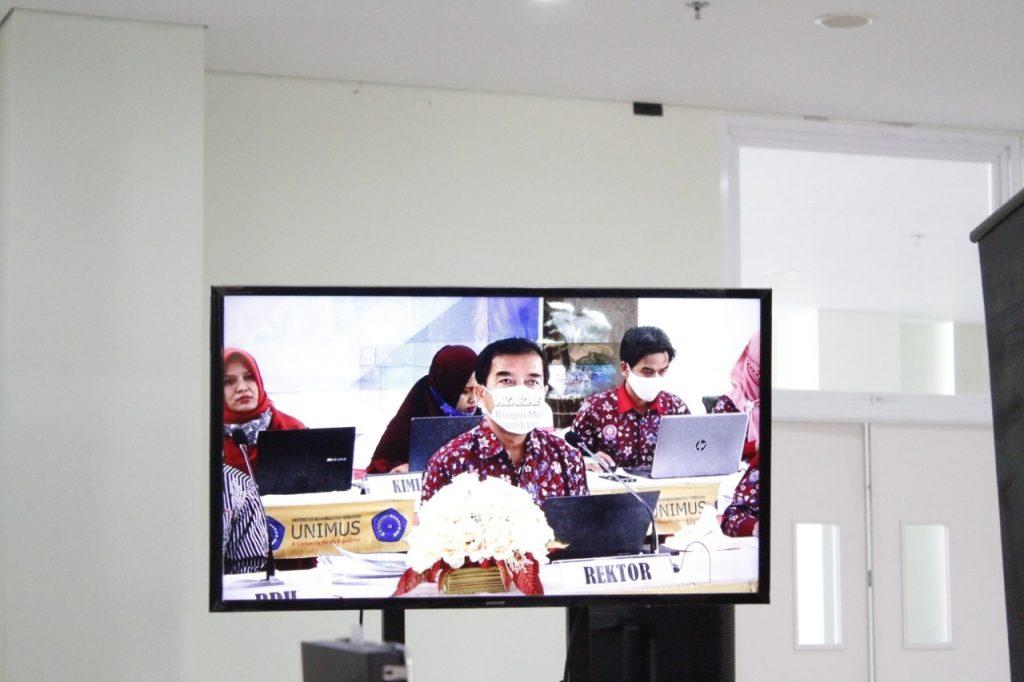Verifikasi Kelayakan dan Visitasi PKKM Unimus