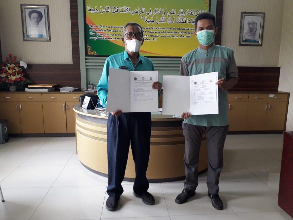 STIKes Muhammadiyah Tegal dan RSI PKU Muhammadiyah Tegal Sepakati Kerja Sama dalam Hal Kualitas
