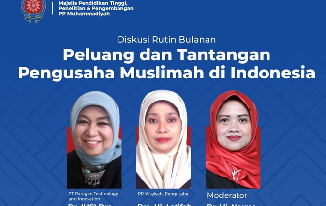 Opportunities and Challenges for Muslimah Entrepreneurs in Indonesia