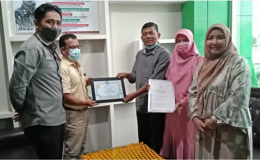 STKIP Muh MB Mendapat Penghargaan Kampus Swasta Terbaik Hibah Penelitian