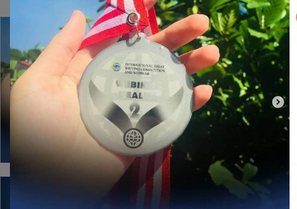 Mahasiswa UMS Raih Juara II Essay Internasional dalam Bidang Kesehatan