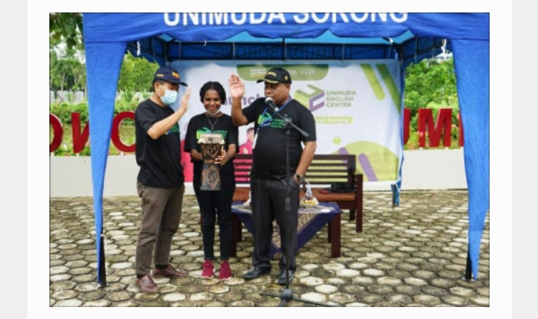 UNIMUDA English Center (UEC) Resmi Berdiri