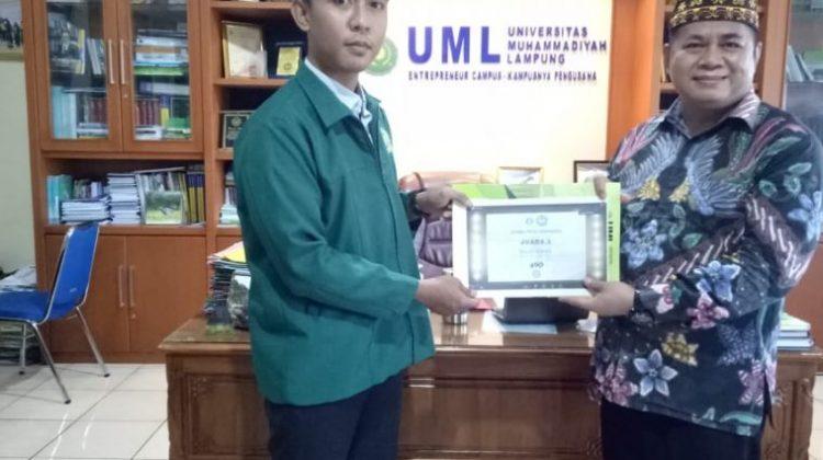 Prestasi Nasional Diraih Mahasiswa UML