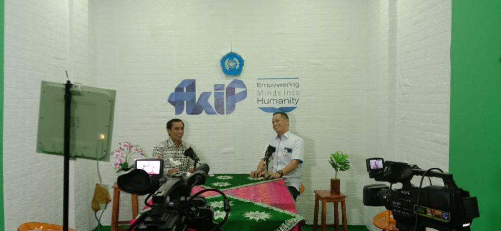 FKIP UM Makassar Luncurkan Podcast Fakultas