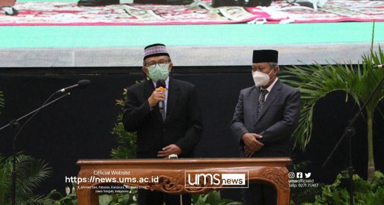 Gedung Edutorium KH. Ahmad Dahlan UMS Diresmikan