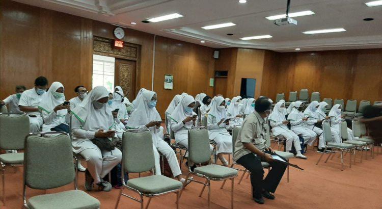 UNISA Yogyakarta Kirim 39 Relawan Bantu RS. Sardjito