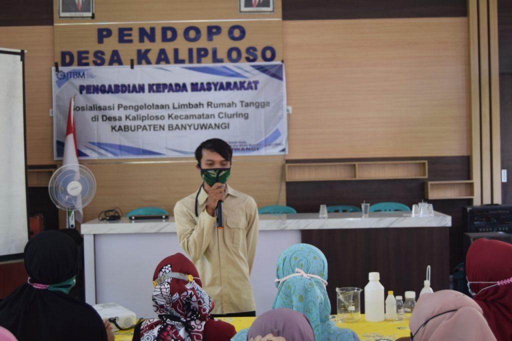 Desa Kaliploso Menjadi Lokasi Pengabdian ITMB