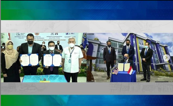 UMSU dan UniMAP Malaysia Kolaborasi Penelitian