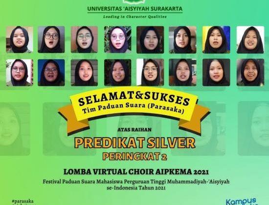 Universitas Aisyiyah Surakarta Torehkan Prestasi Nasional