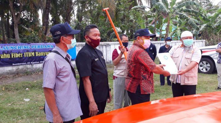 ITBM Banyuwangi Gandeng KUB Baruna Jaya Rancang Perahu Fiber