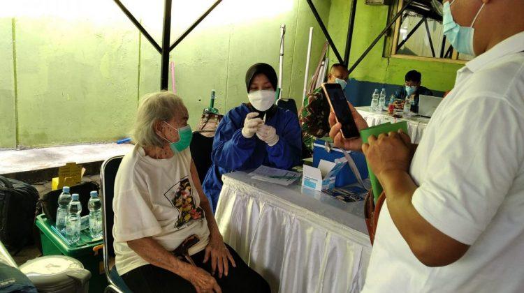 STIE Muhammadiyah Jakarta Laksanakan Vaksinasi