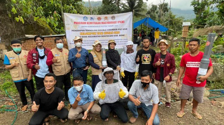 Dosen UMSi ciptakan Sarang Modern Trigona Penghasil Madu Murni Berkhasiat