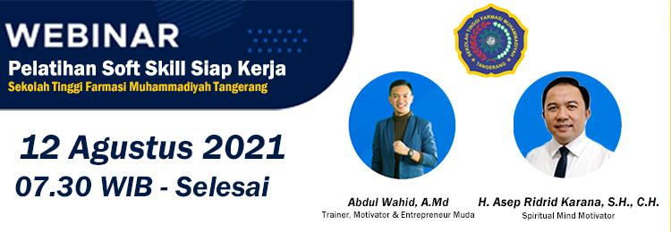 Pelatihan Soft Skill STFM Tangerang Lebarkan Kesempatan Kerja