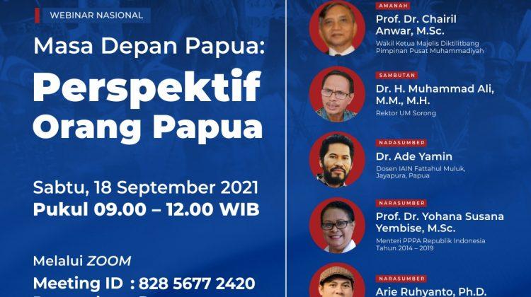 Masa Depan Pembangunan di Tanah Papua
