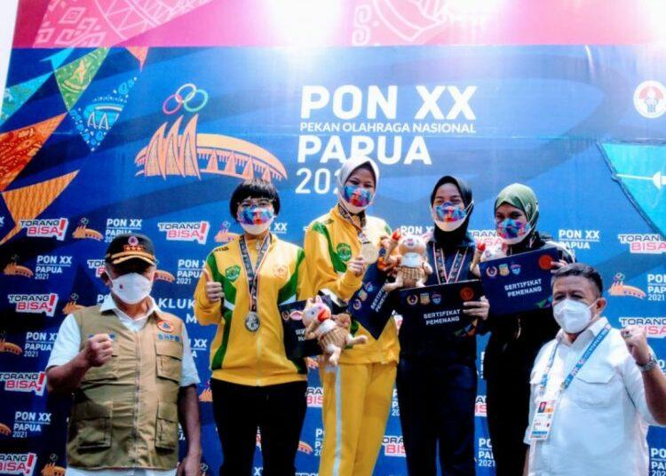Mahasiswa Muhammadiyah Panen Medali Emas di PON XX Papua 2021
