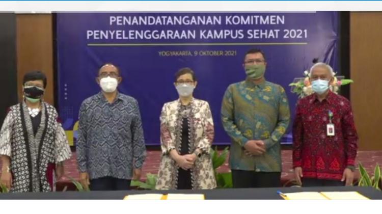 UM Pontianak Jadi Pelopor Health Promoting University