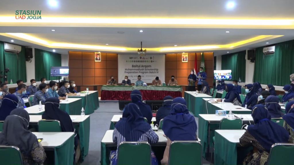 Closing Ceremony of Baitul Arqam MSPP Batch IV