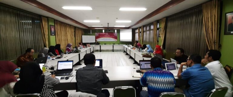 ITB Ahmad Dahlan Conducted Workshop of Policy Paper Writing