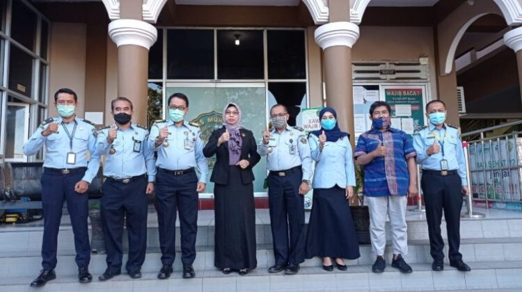MoU's UM Buton with Ministry of Law and Human Rights in Southeast Sulawesi Highlighted Intellectual Property