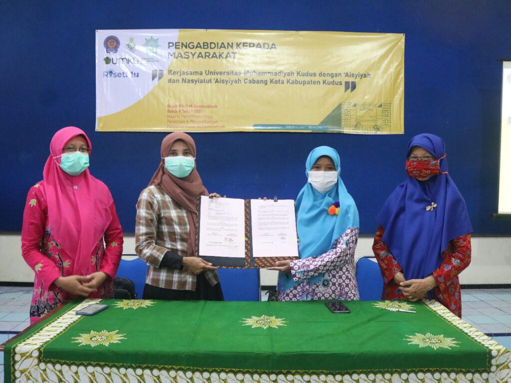 Opening Ceremony Kegiatan PKM UMKU Dibarengi dengan MoU