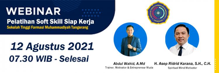Soft Skill Training of STFM Tangerang Widen Job Opportunities