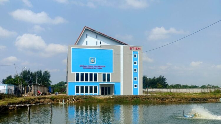 The New Building of STIE Muhammadiyah Tuban is Readily Occupied