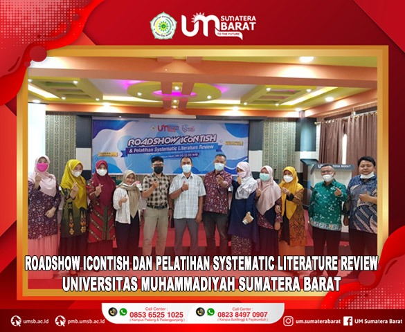 UM Sumbar Held Icontish Roadshow and Systematic Literature Review