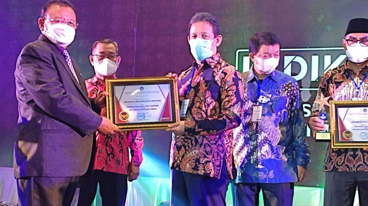 Unismuh Makassar Achieved LLDikti9 Awards