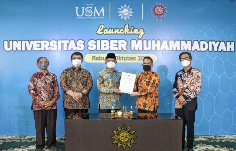 Universitas Siber Muhammadiyah Is Officially Launched